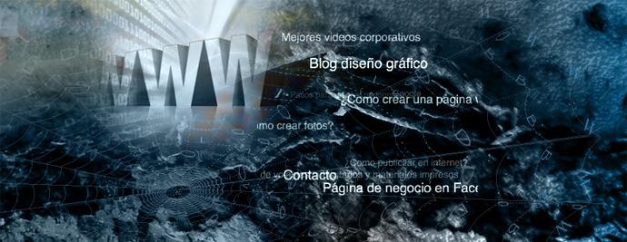 Páginas web creativas Ars btl