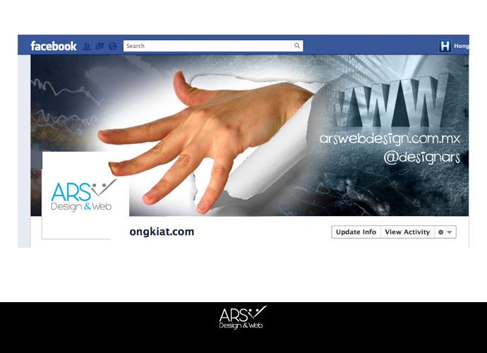 Ars página de facebook para negocio