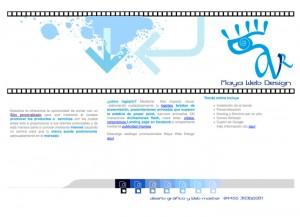 como crear una página web profesional