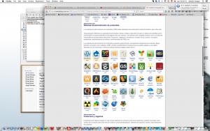 como crear páginas web gratis con WordPress